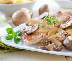 Аминокислоты в грибах и мясе