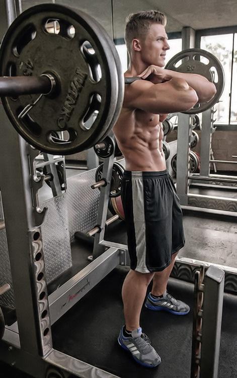 Гейнер с упражнениями