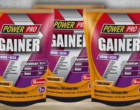 Гейнер Power Pro Gainer