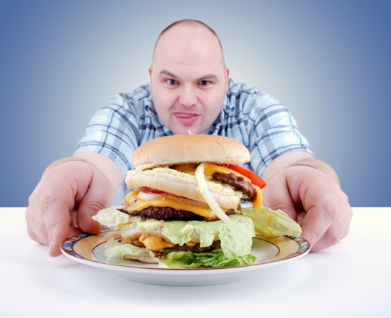 Белковая диета - голод отсутствует