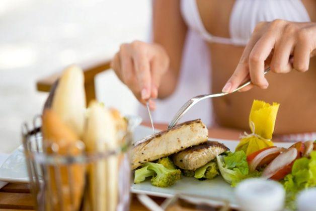 недельное меню правильного питания для похудения