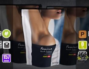 Протеин Femine вкус: смородина+йогурт