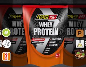 Протеин Whey Protein 2 кг вкус: шоконатс