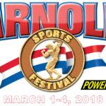 Arnold Sports Festival 2018