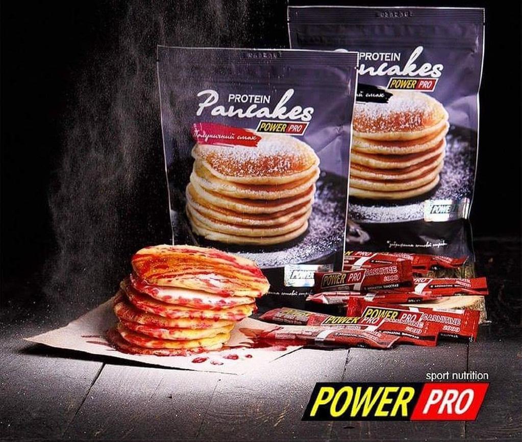 Правильное питание от Power Pro