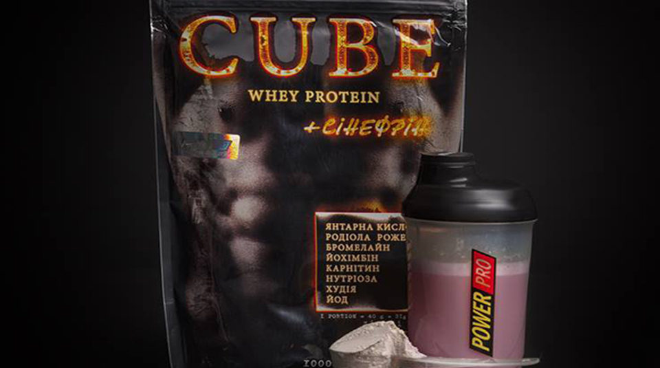 Спортивное питание СUBE Power Pro